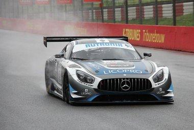 Klüber/Heyer - Mercedes-AMG GT3