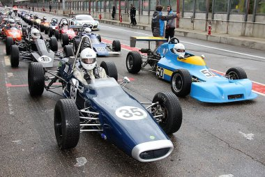 Historic GP Zolder