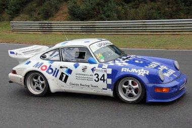 Marcel Van Rijswick - Porsche 964 RSR 3,8