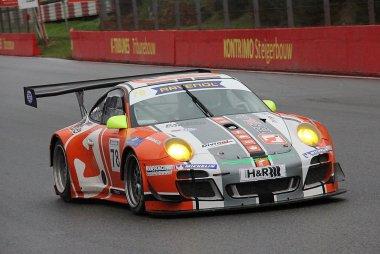 Klaus Horn - Porsche 997 GT3 Cup