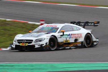 Paul di Resta - Mercedes-AMG Motorsport SILBERPFEIL Energy