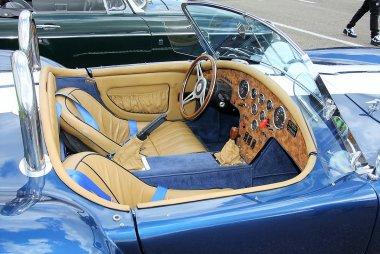 Interieur AC Cobra