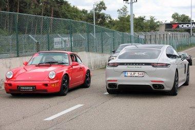 Porsche 911 & Porsche Panamera Turbo S