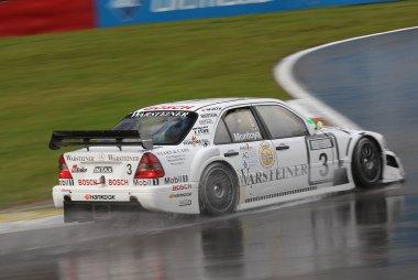 Jörg Hatscher - Mercedes C-Class DTM