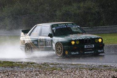 Richard Weber - BMW E30 M3 DTM