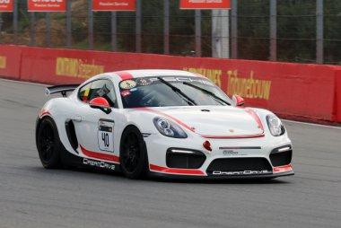 Filip Teunkens - Porsche Cayman GT4