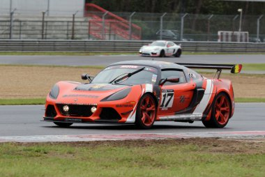 Thierry Verhiest - Lotus Exige V6