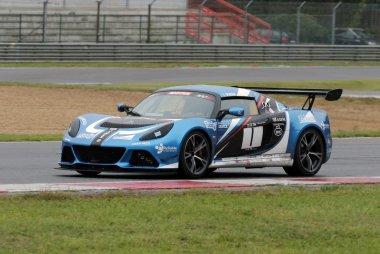 Tamas Vizin - Lotus Exige V6