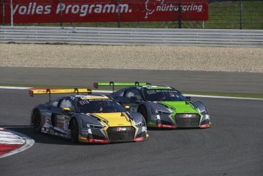 Frijns/Leonard vs. Stevens/Winkelhock - Team WRT Audi R8 LMS