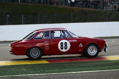 Koerber/Merzario/Restelli - Alfa Romeo Giulia Sprint GTA
