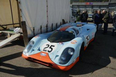 Graham Turner - Porsche 917