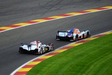 Blain/Kennard & Christophe D'Ansembourg - Oreca LMP2 & Lola Aston DBR1-2