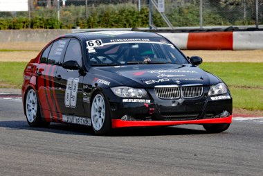 Nicolas Hermans - BMW E90 325i