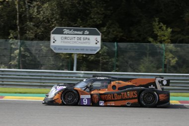 AT Racing - Ligier JS P3
