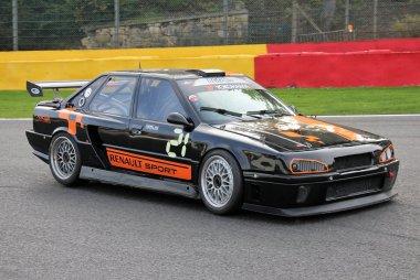 René Danneels/Xavier Danneels/Michel Gilot - Renault 21 Turbo