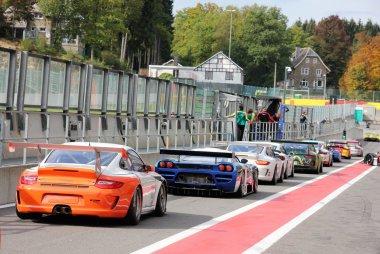 Pitlane GT & Prototype Challenge 2017 Spa Racing Festival