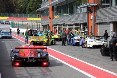 Pitlane 2017 Spa Racing Festival