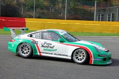 Pierre Martinet/Gérard Tremblay/Christina Blugeon - Porsche 997 GT3 Cup S