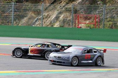 Loic Dupont & Bruno Chaudet - GLF Racing & TM Evolution