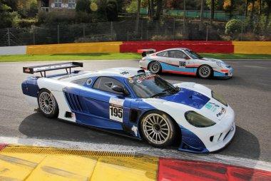 Team Roscar - Saleen S7R