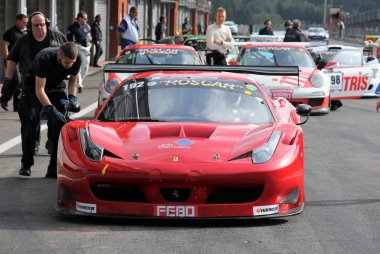 Team Roscar - Ferrari 458 GT3