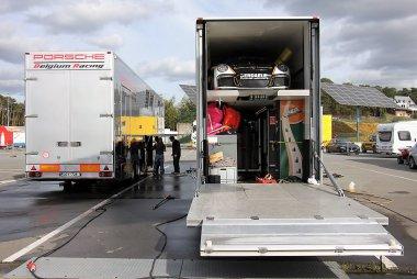 Trucks Belgium Racing