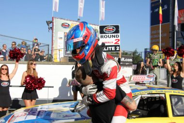 Guillaume Deflandre: winnaar American Finals Zolder NWES Elite 2 Race 2
