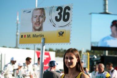 Gridgirl Maxime Martin