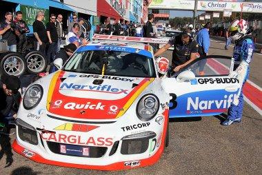 GHK Racing by Speedlover - Porsche 997 Cup