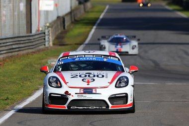 Selleslagh Racing - Porsche Cayman GT4
