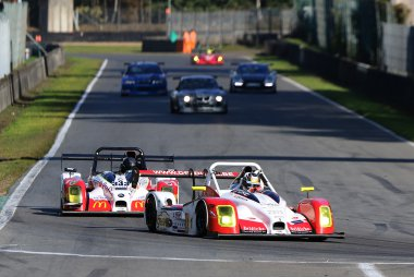 Deldiche Racing by JDC Events & Mc Donald's Racing - Norma M20 FC