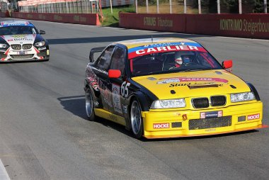 Carlier Racing - BMW M3