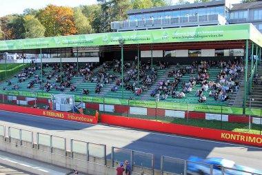 Hoofdtribune Circuit Zolder