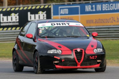 Ewald Wenmakers - Alfa 147 Twin