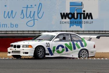 Tim Kuijl - BMW 325 T