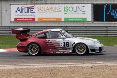 Jan Van Es - Porsche