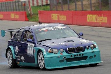 Manfred Verbeke/Denis Smets - BMW Compact M3