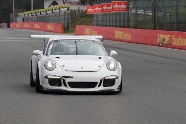 Xavier Maassen - Porsche 991 GT3 Cup