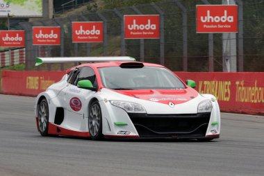 Xavier Danneels/Michel Gilot - Renault Megane Cup