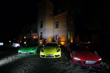Uitreiking 2017 Porsche GT3 Cup Challenge Benelux