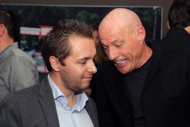 Martijn Wouters & Hans Van de Ven