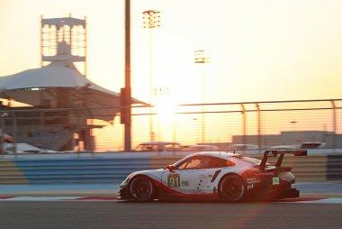 Porsche GT Team - Porsche 911 RSR