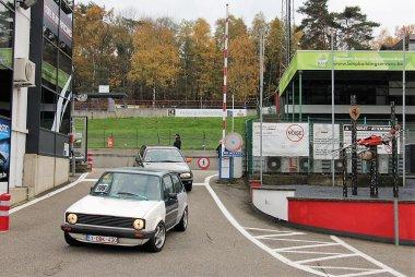 Circuit Zolder: Belgian VW & Audi Clubday 2017