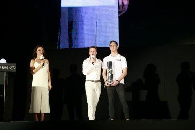 LMP2-piloot Thomas Laurent (r.) was de sensatie van het jaar