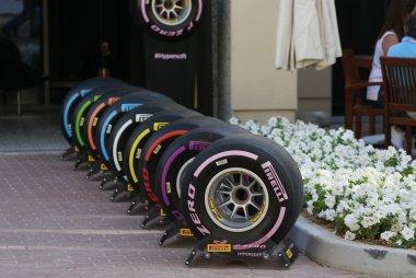 Pirelli P-Zero banden