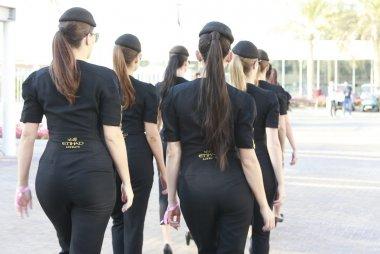 Gridgirls Abu Dhabi
