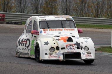 Dumoulin/Dives/Dubois - DS Racing Team