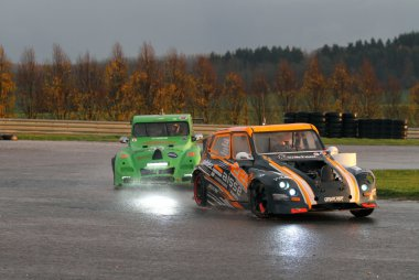 FFRT Paisse vs. AG Racing Box sprl Q.S.i