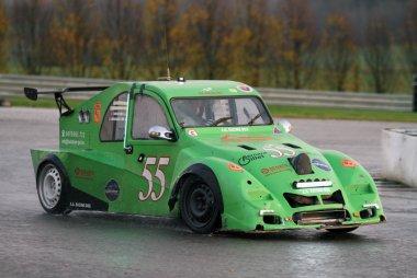 Gerard Abrahams/Christopher Abrahams - AG Racing Box sprl Q.S.i