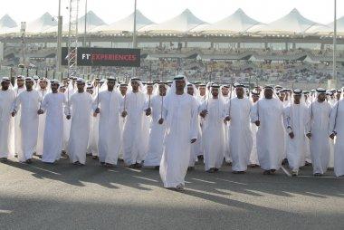 Ambiance GP Abu Dhabi 2017